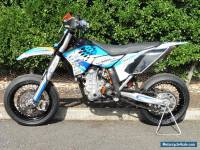 KTM 450 SMR SM R SUPERMOTO SM * FULL AKRAPOVIC * RACE BIKE * NO RESERVE 2010
