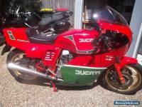 1985 Ducati MHR 1000 Mille