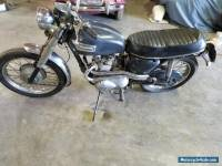 1970 Triumph T100C