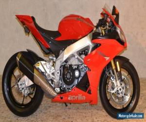 2014 Aprilia RSV4 for Sale