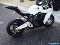 2010 KTM RC8r
