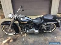 1951 Harley-Davidson Touring