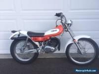 1976 Yamaha TY175