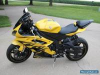 2008 Yamaha YZF-R