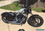 2010 Harley-Davidson XL1200X  Forty-Eight -- for Sale