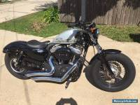 2010 Harley-Davidson XL1200X  Forty-Eight --