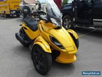 2013 Can-Am Spyder STS SE5