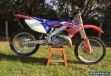honda cr125 2007 for Sale
