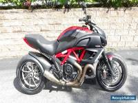2012 Ducati DIAVEL CARBON RED