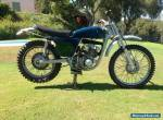 Greeves Griffon 250 mx 1974 for Sale