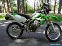 2007 Kawasaki KLX