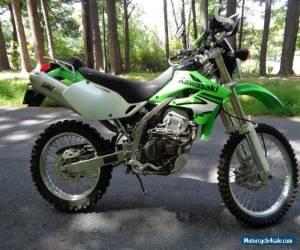 2007 Kawasaki KLX for Sale