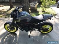 2016 Yamaha FZ