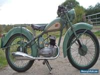 1951 BSA D1 BANTAM 125CC, running, matching numbers & original reg with V5C etc