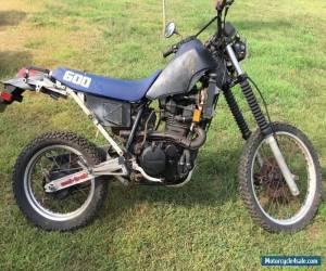 1984 Kawasaki KLR for Sale