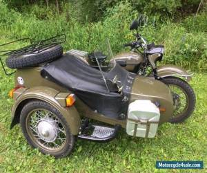 2004 Ural Patrol 75 With Sidecar for Sale