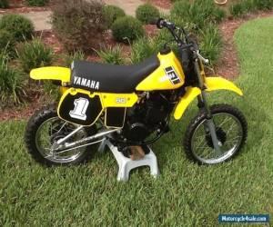 1982 Yamaha YZ for Sale