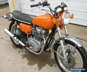 1974 Yamaha TX-650 for Sale