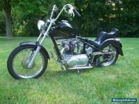 1961 Triumph Thunderbird