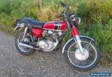 1971 Honda CB for Sale
