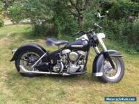 1949 Harley-Davidson EL Panhead