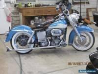 1970 Harley-Davidson Touring