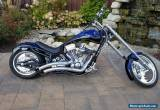 2004 Bourget Low Blow 210 Chopper for Sale