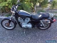 Harley Davidson sportster  very low KLMS