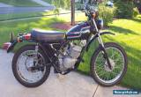 1975 Harley-Davidson SX 250 for Sale
