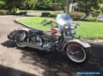 2001 Harley-Davidson FLSTC Heritage Springer for Sale