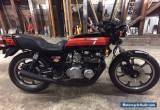 1983 Kawasaki KZ 750 L3 for Sale