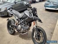 2011 Ducati hypermotard