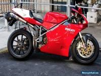 2002 Ducati Superbike