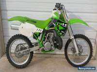 1999 Kawasaki KX