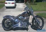 2014 Harley-Davidson Softail for Sale