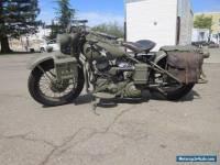1944 Harley-Davidson WLA