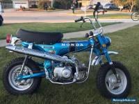 1971 Honda CT