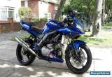 SUZUKI SV 1000S K3 BLUE for Sale