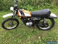 1974 Yamaha DT100