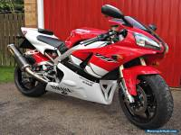 2000 YAMAHA YZF-R1 White & Red with stunning condition