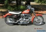 1971 Harley-Davidson Other-XLH for Sale