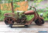 1955 Cushman Eagle for Sale