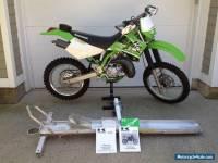 2001 Kawasaki KDX 220R