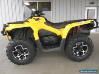 2014 Can-Am OUTLANDER 1000XT DPS