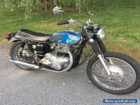 1968 Kawasaki W1 W2