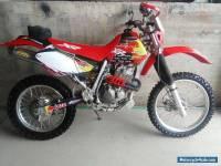 2001 Honda XR