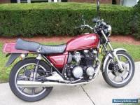 1980 Kawasaki KZ