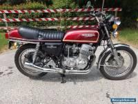 1976 Honda CB750 F1 Super Sport