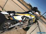 2015 Husqvarna fc 350 for Sale