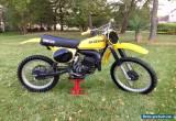 1977 Suzuki RM for Sale